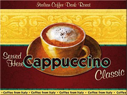 Magnet Cappuccino