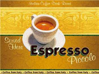 Magnet Espresso - Vorschau