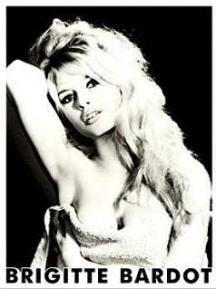 Magnet Brigitte Bardot