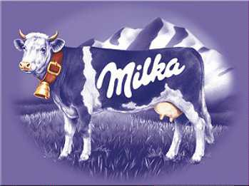 Magnet Milka Kuh