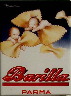 Magnet Barilla - Schmetterling