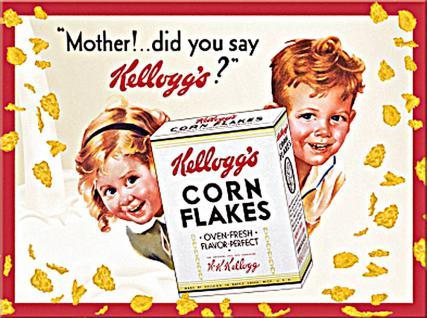 Magnet Kellogs - Mother