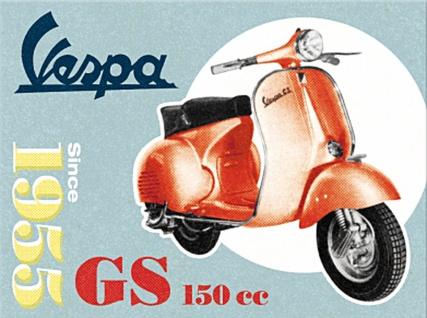 Magnet Vespa - GS 150 Since 1955