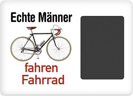 Kultrahmen - Echte Männer fahren Fahrrad