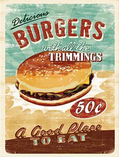 Magnet Burgers