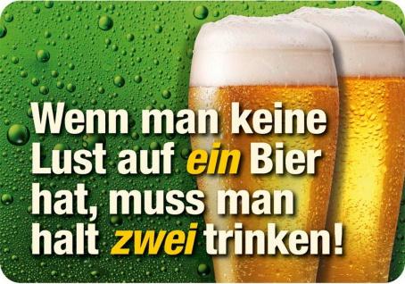 Kult-Hänger Zwei Bier