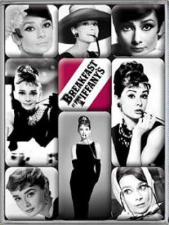 Magnet-Set Audrey Hepburn