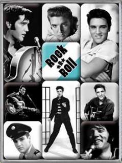 Magnet-Set Elvis - Vorschau