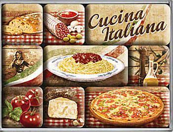 Magnet-Set Cucina Italiana