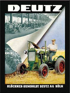 D 5506 02311076 Lenkstange für Deutz Traktor D 6206 02382773