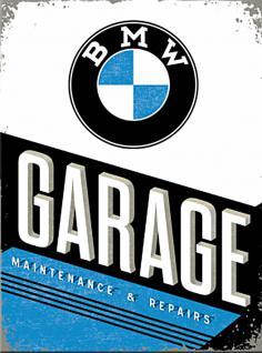 Magnet BMW - Garage