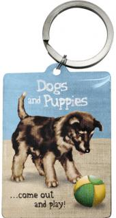 Schlüsselanhänger - Dogs an Puppies