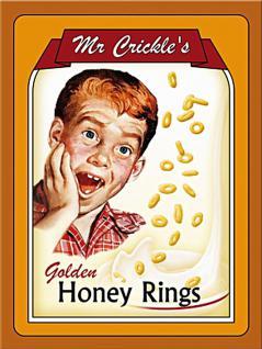 Magnet Mr. Crickles Honey Rings - Vorschau