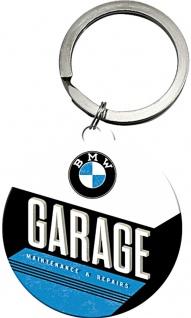 Schlüsselanhänger - BMW Garage