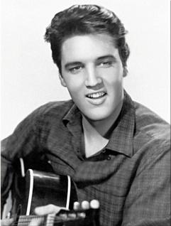Magnet Elvis - Gitarre