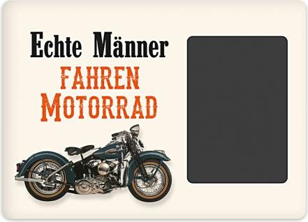 Kultrahmen - Echte Männer fahren Motorrad