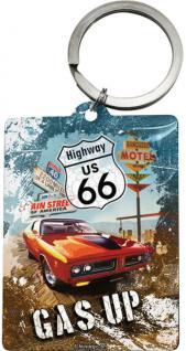 Schlüsselanhänger - Highway 66