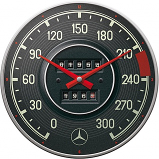 Mercedes-Benz - Tacho Wanduhr