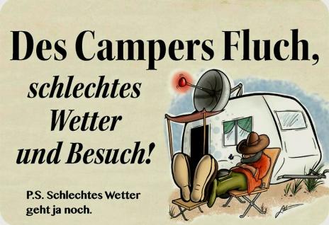 Kult-Hänger Des Campers Fluch