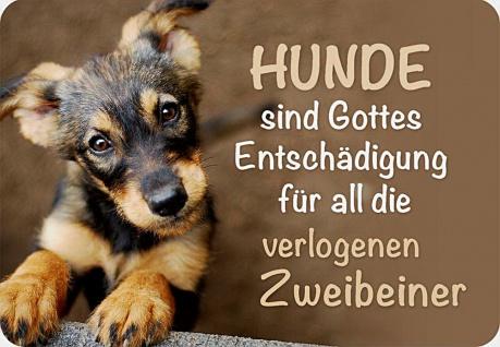 Kult-Hänger Hunde & Zweibeiner
