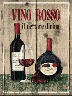 Magnet Vino Rosso