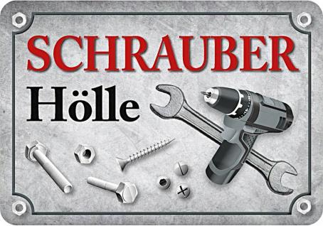 Kult-Hänger Schrauberhölle