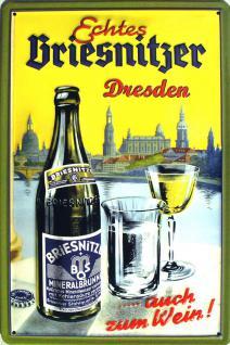 Briesnitzer Dresden Blechschild
