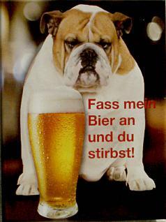 Magnet Fass mein Bier an?