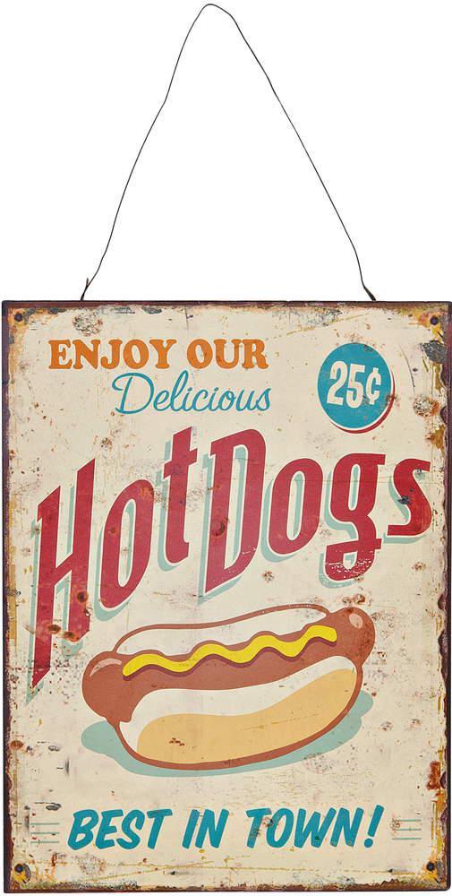 Wandbild - Hot Dog