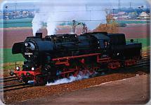 Blechpostkarte Lokomotive 528200-9