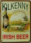 Kilkenny Irish Beer Mini Blechschild