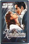 Greta Garbo die Kameliendame Blechschild