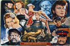 Stars des Deutschen Films Blechschild