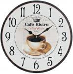 Wanduhr - Café Bistro