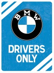 Magnet BMW Drivers only