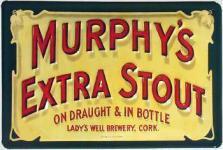 Murphy's Extra Stout Blechschild