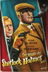 Hans Albers Sherlock Holmes Blechschild