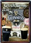 Guinness - 250 Years Mini Blechschild