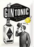 Gin Tonic Blechschild