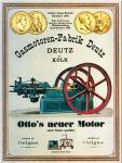 Magnet Deutz Gasmotoren-Fabrik