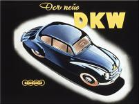 Magnet DKW Auto