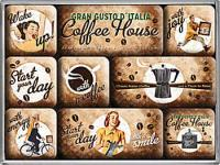 Magnet-Set Coffee House