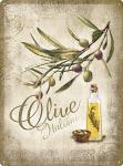 Olive Italiane Blechschild