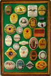 Guinness Framed Labels No.1 Blechschild