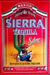 Sierra Tequila Blechschild