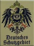 Magnet Deutsches Schutzgebiet