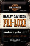 Harley-Davidson - Pre-Luxe Blechschild