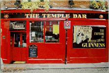 The Temple Bar Blechschild
