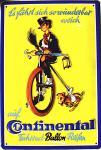 Continental es fährt sich so wunderbar weich Blech