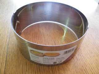 Tortenring Universal 9cm - Vorschau